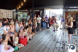 Live Music at the Boxpark / Brick Lane London | Offensichtlich.de