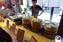 Neue Kulinarische Genüsse im Old Spitalfields Marketin London | Offensichtlich.de