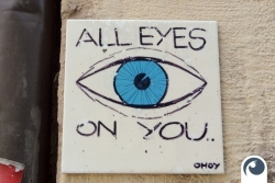 ALL EYES ON YOU | Offensichtlich.de