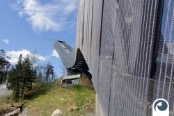 Skisprungschanze Holmenkollens | Offensichtlich.de