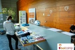 Der Empfangsbereich des KinderMedienZentrum | Barcamp Erfurt