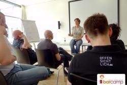 Session Gewaltfreie Kommunikation | Barcamp Erfurt & Offensichtlich.de
