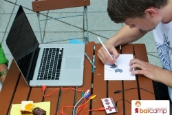 Session mit Raspberry-Pi | Barcamp Erfurt