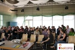 Sessionplanung für Tag 2 auf dem Barcamp Erfurt