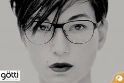 Brillen aus der aktuellen Götti Titanbrillen-Kollektion Modell Nuelle | Offensichtlich Berlin