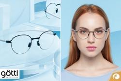 Brillen aus der aktuellen Götti Titanbrillen-Kollektion Modell Tajo | Offensichtlich Berlin