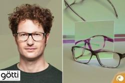 Brillen aus der aktuellen Götti Acetatbrillen-Kollektion Modell Abry | Offensichtlich Berlin