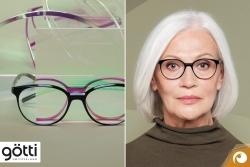 Brillen aus der aktuellen Götti Acetatbrillen-Kollektion Modell Ruben | Offensichtlich Berlin