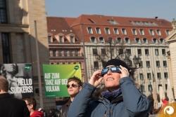 Heiß begehrt! Die Sonnenfinsternis-Brille von Zeiss