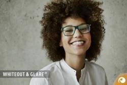 Whiteout & Glare Fassung aus der Kollektion LOFT | Offensichtlich Berlin