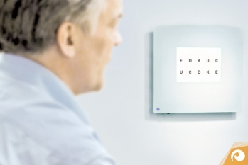 Visuscreen 500 - ultra modern vision testing technology by Zeiss | Offensichtlich.de