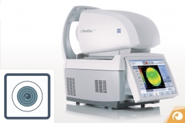 Precision measurements with the i.Profiler plus (wavefront measurement device) | Offensichtlich - your optician