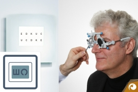 Professional eye examination | Offensichtlich - your optician