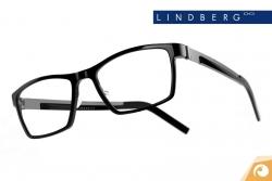 Lindberg  Brillen Acetanium Modell 1020 in Schwarz | Offensichtlich Berlin