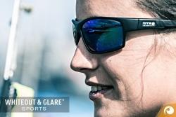Whiteout & Glare Sports - Präzise in Form und Funktion | Offensichtlich Berlin