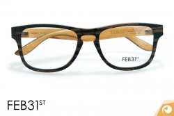 Feb31st Holzbrillen Modell Atlas Vista | Offensichtlich Berlin