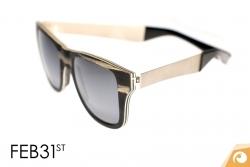Feb31st Holzbrillen Sonnenbrille Gabriel | Offensichtlich Berlin