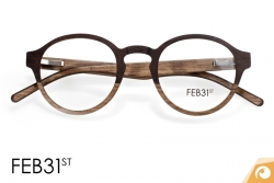 Feb31st Holzbrillen Modell Livingstone | Offensichtlich Berlin