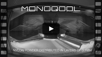 Innovative 3D printed eyewear from Monoqool. Made in Denmark  | Offensichtlich Berlin