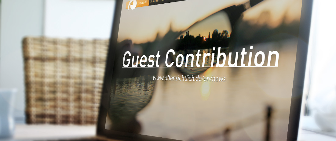 Offensichtlich - your optician | guest-contribution
