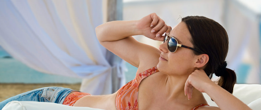 Gut zu Wissen - Gesunde Augen mit Sonnenbrille