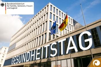 Der Gesundheitstag des Bundesministerium für Familie (BMFSFJ) in Berlin