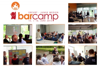 Barcamp Erfurt 2013 unsere Review