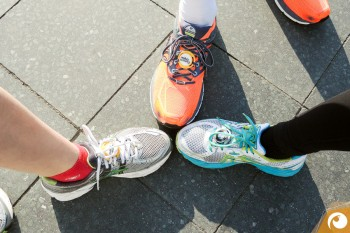 Offensichtlich beim 34. Berliner Halbmarathon