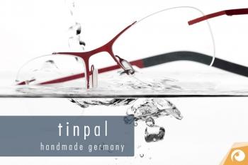 Tinpal Brillen bei Offensichtlich Ihrem Augenoptiker in Berlin