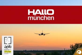 Hallo München - wie sehen uns zur Opti 2017