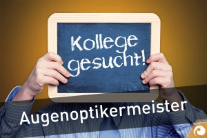Stellenangebot Augenoptikermeister*in / Optometrist*in