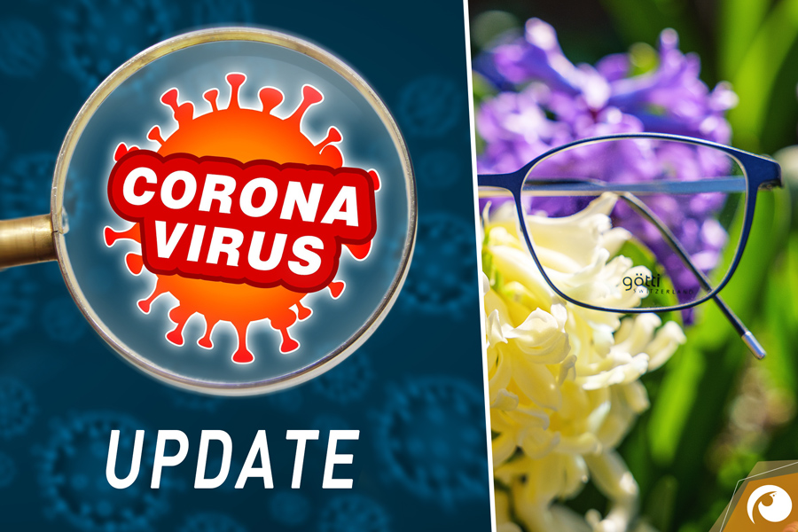 CORONA Virus - Your Offensichtlich Team is well prepared
