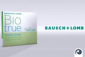 Bausch+Lomb – Biotrue ONEday Tageslinsen