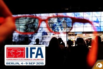 Mit bester Sicht zum Tag des guten Sehens zur IFA 2015