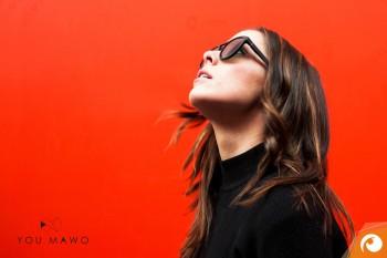 3D Druck-Brillen nach Maß von You Mawo bei Offensichtlich - Ihrem Augenoptiker in Berlin
