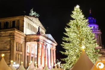WeihnachtsZauber am Gendarmenmarkt 2015 | Offensichtlich