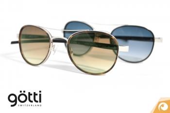 Sonnenbrillen von götti SWITZERLAND - Schweizer Brillen mit Stil