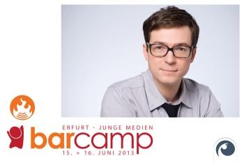 Schirmherr der Barcamp ist Ralph Caspers
