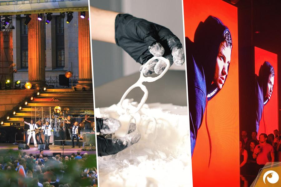 Fashion Week / Götti Dimension / Classic Open Air | Offensichtlich - Ihr Augenoptiker