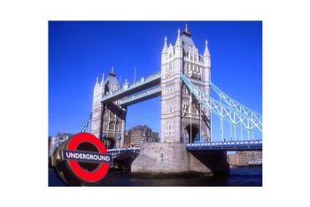 Offensichtlich zu Gast in London