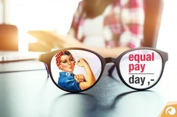 Equal Pay Day 2019 | Ab heute arbeiten Frauen nicht mehr umsonst!