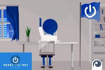 Reset the Net - Offensichtlich ist dabei