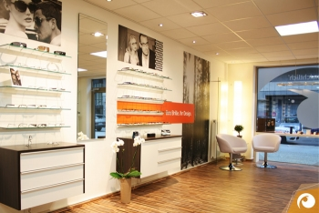 Gain an insight into our shop | Offensichtlich - your optician
