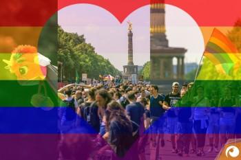 Der CSD & die Pride-Week(s) in Berlin ! 2018 | Offensichtlich Berlin