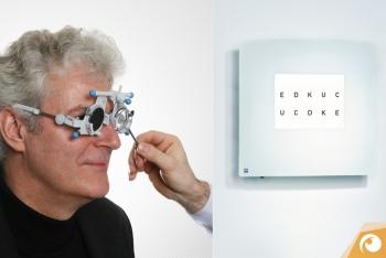 Die Augenprüfung ist eine unserer besten Leistungen | Offensichtlich - Ihr Augenoptiker