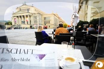 Perfekte Sicht mit Ihrer Gleitsichtbrille am Gendarmenmarkt in Berlin