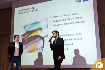 """Unser Vortrag auf dem Jahreskongress von Shire Deutschland zu """"Besser Sehen"""""""