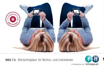 Gleitsichtgläser mit Innovativ Technologie bei Offensichtlich - Ihrem Augenoptiker