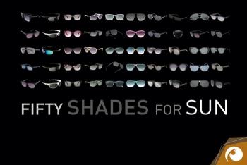Fifty Shades for Sun mit Offensichtlich