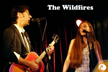 Offensichtlich wird 5! Feiern Sie mit uns und The Wildfires!